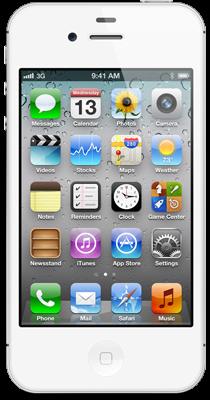 Apple iPhone 4S 16 GB cũ | CellphoneS.com.vn-1