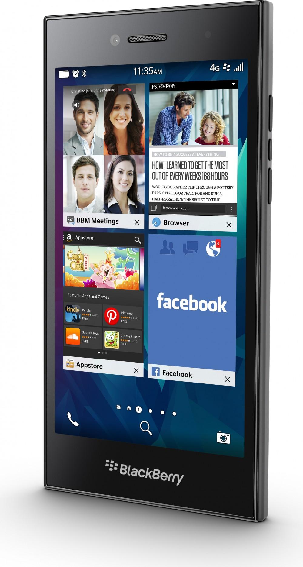 BlackBerry Leap Chính hãng - CellphoneS-3