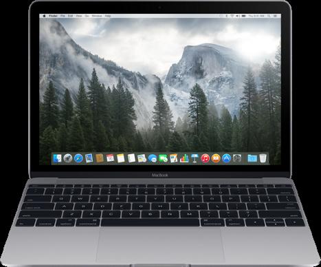 Apple MacBook 12 inch MJY32 - CellphoneS-1