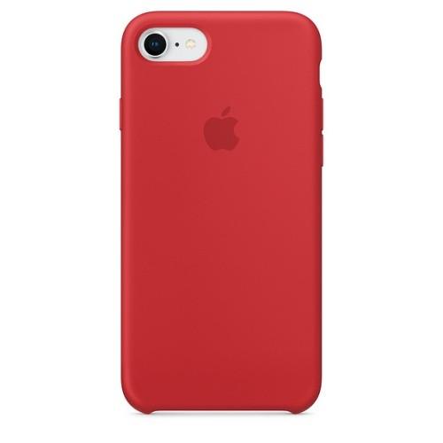 Ốp lưng cho iPhone 7 / 8 - Apple Silicone Case-Black I CellphoneS.com.vn-1