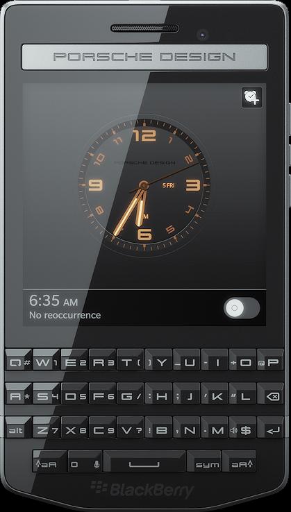 BlackBerry Porsche Design P'9983 - CellphoneS-0