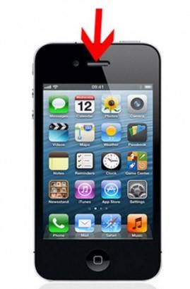 Thay cáp loa trong iPhone 4 - CellphoneS-0
