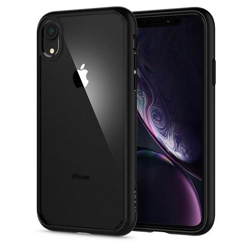 Ốp lưng cho iPhone XR - Spigen Case Ultra Hybrid-0