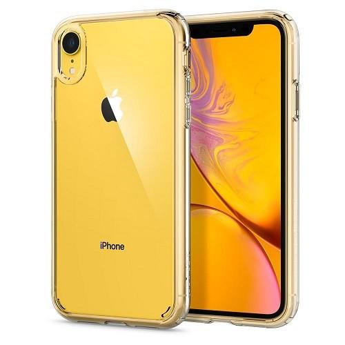 Ốp lưng cho iPhone XR - Spigen Case Ultra Hybrid-1