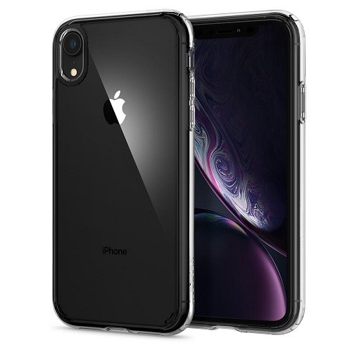 Ốp lưng cho iPhone XR - Spigen Case Ultra Hybrid-3