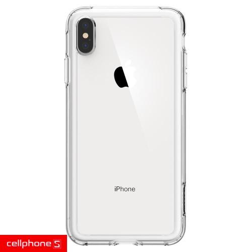 Ốp lưng iPhone XS Max - Spigen Case Crystal Hybrid giá rẻ | CellphoneS-0