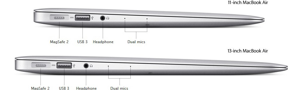 Apple MacBook Air 11 inch MJVP2 - CellphoneS-6