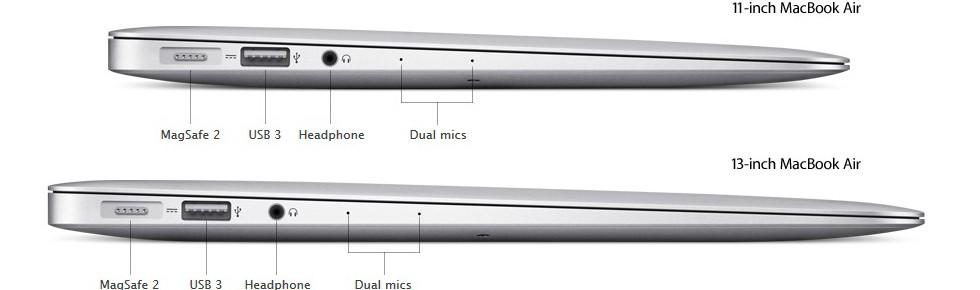 Apple MacBook Air 13 inch MJVE2 - CellphoneS-6