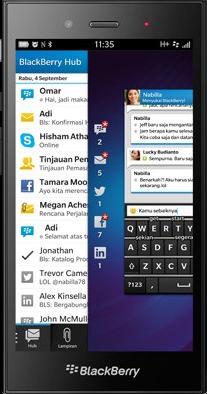 BlackBerry Z3 Công ty - CellphoneS-0