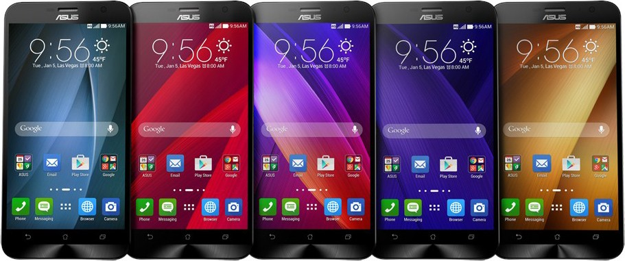ASUS ZenFone 2 ZE551ML 1.8 GHz 32 GB 2 GB RAM Công ty | CellphoneS.com.vn-4