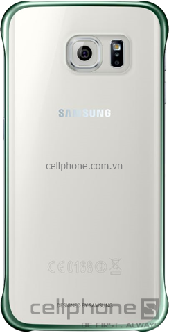 Ốp lưng cho Galaxy S6 - Samsung Clear Cover - CellphoneS