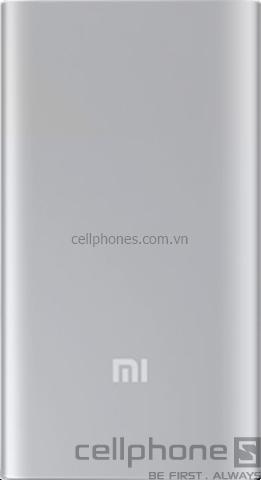 Xiaomi Mi Power Bank 5000 mAh | CellphoneS.com.vn