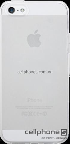 Ốp lưng cho iPhone 5 - GGMM Pure-A5 Case