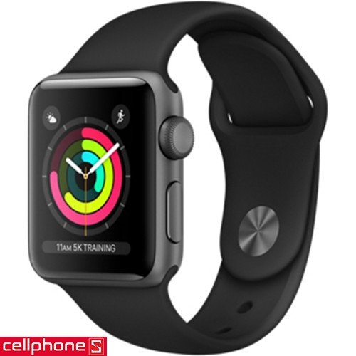 Apple Watch Series 3 38 mm MQKV2 | CellphoneS.com.vn