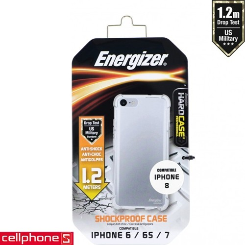 iPhone 7 / 8 Energizer Hard Case Professional ENCMA12IP7TR | CellphoneS.com.vn