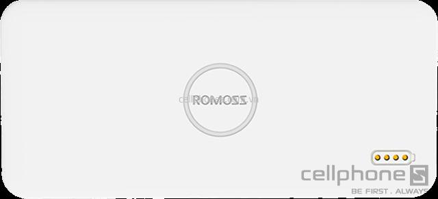 Pin dự phòng Romoss polymos 10 Air 10000 mAh - CellphoneS