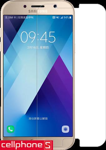 Galaxy A7 (2017) Anti Explosion Glass Screen | CellphoneS.com.vn