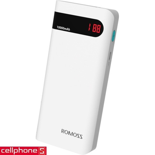 Romoss Sense 4P 10400 mAh | CellphoneS.com.vn