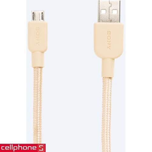 Sony CP-ABP150 Micro USB 1.5 m | CellphoneS.com.vn