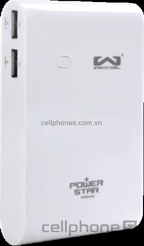 Pin dự phòng Wocol Power Star 12000 mAh - CellphoneS