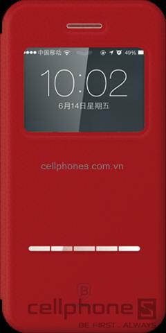 Bao da cho iPhone 6 - Baseus Terse Leather - CellphoneS