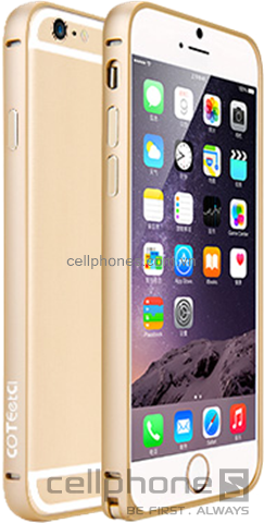 Ốp viền cho iPhone 6 / 6S - COTEetCI Aluminum Rims - CellphoneS