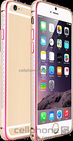 Ốp viền cho iPhone 6 / 6S - COTEetCI Circle Arc - CellphoneS