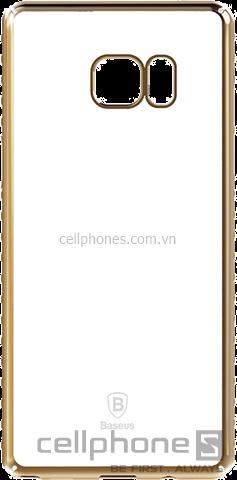Ốp lưng cho Galaxy Note 7 - Baseus Glitter Case - CellphoneS
