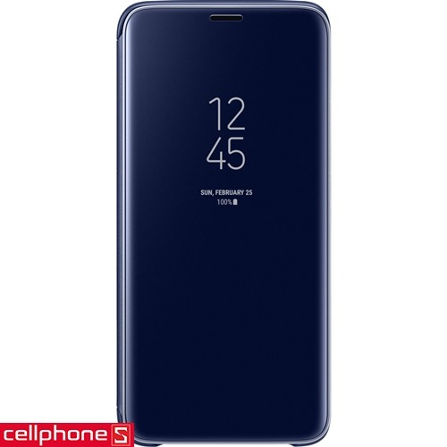 Galaxy S9 Samsung Clear View Standing Cover EF-ZG960 | CellphoneS.com.vn