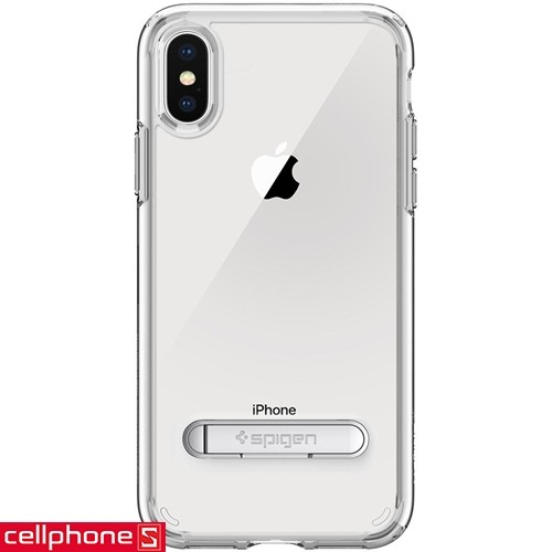iPhone X Spigen Ultra Hybrid S Case | CellphoneS.com.vn