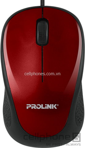 Chuột PROLiNK PMO630U USB Optical - CellphoneS