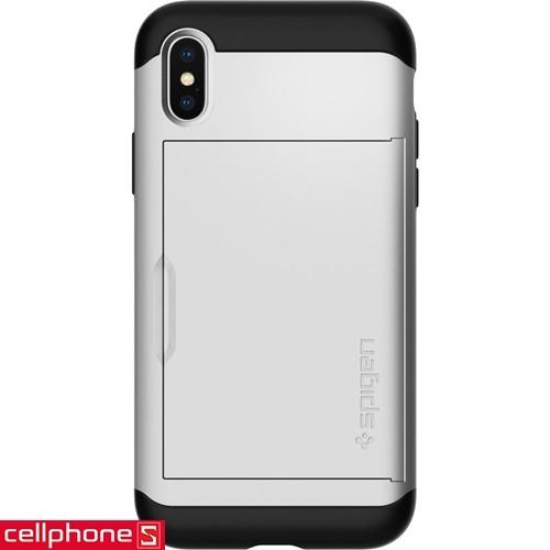 iPhone X Spigen Slim Armor CS Case | CellphoneS.com.vn