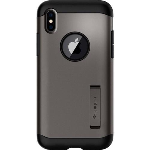iPhone X Spigen Slim Armor Case   CellphoneS.com.vn