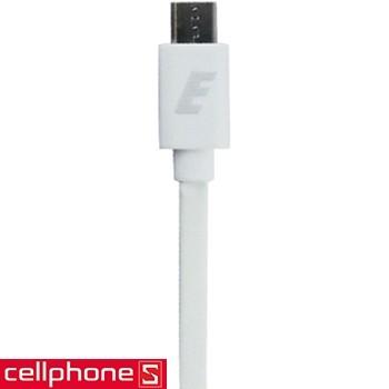 Energizer Hightech Micro USB Flat 1.2 m C21UBMCG | CellphoneS.com.vn