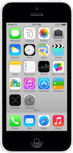 Apple iPhone 5C 32 GB cũ - CellphoneS