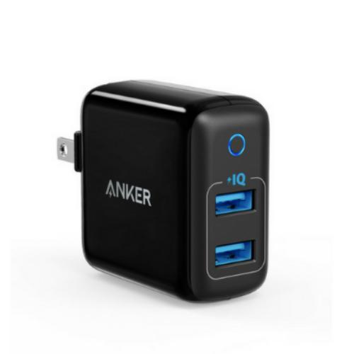 Sạc Anker Powerport II 2 Cổng 24W A2027 chính hãng, giá rẻ | CellphoneS.com.vn