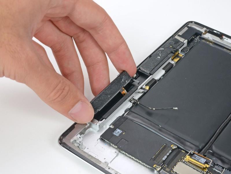 Sửa lỗi sóng - Thay Anten iPad 4