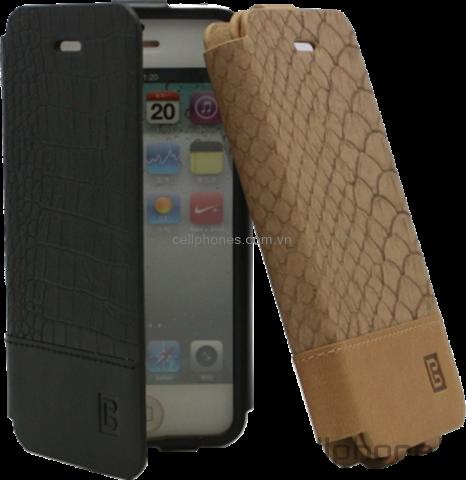 Bao da cho iPhone 5 / 5S - Basic Elements Reptilian