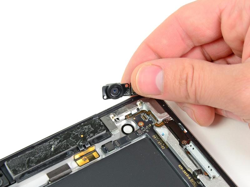Thay camera sau iPad 3