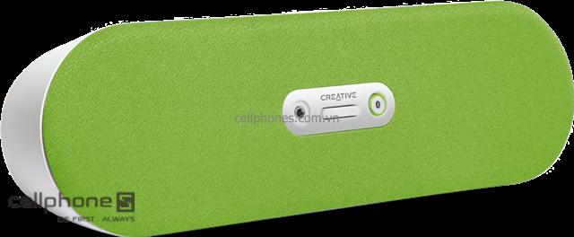 Loa di động - Creative Bluetooth Wireless Speaker D80