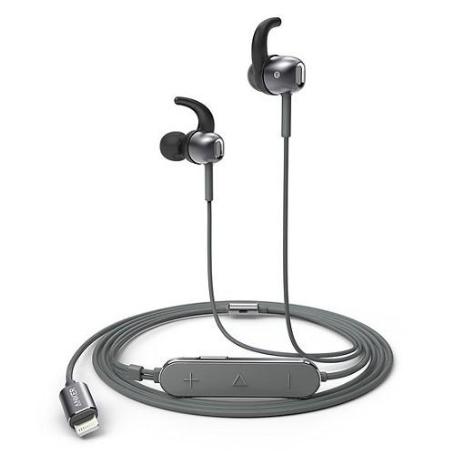 Tai nghe Anker SoundBuds Digital IE10 Lightning