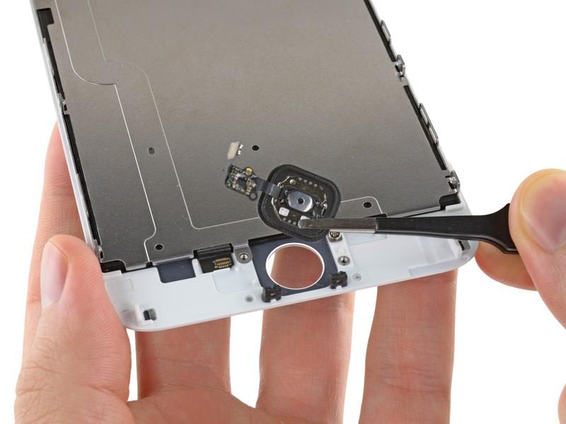 Nút  home liệt -Thay nút home iPhone 6 Plus
