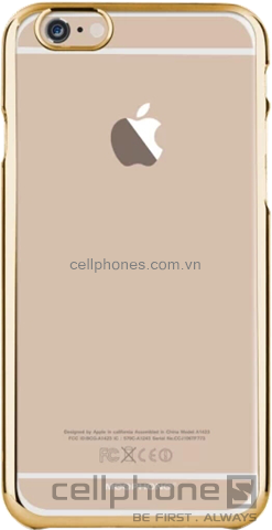 Ốp lưng cho iPhone 6 / 6S - MeePhong Noble - CellphoneS