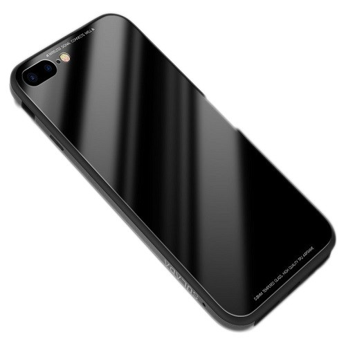 Ốp lưng kính cường lực cho iPhone 7/8 Plus Sulada
