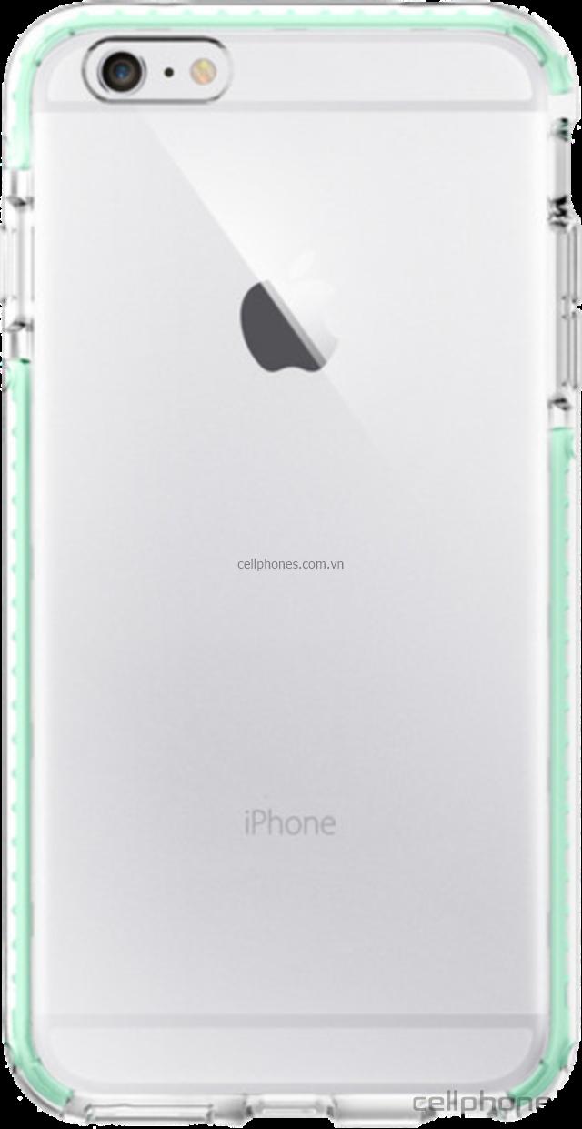 Ốp lưng cho iPhone 6S Plus - Spigen Ultra Hybrid TECH - CellphoneS