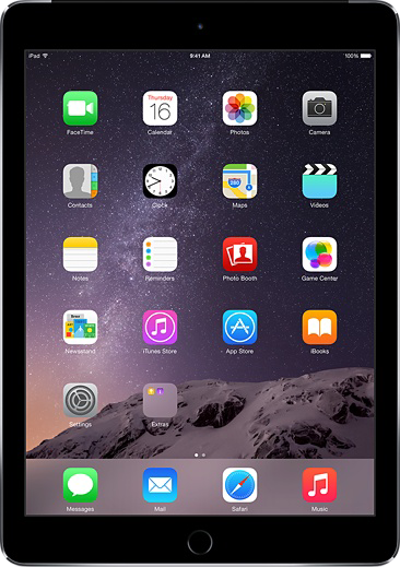 Apple iPad Air 2 4G 16 GB Công ty - CellphoneS