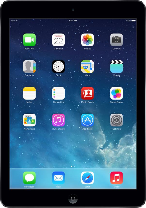 Apple iPad Air Wi-Fi 16 GB cũ - CellphoneS