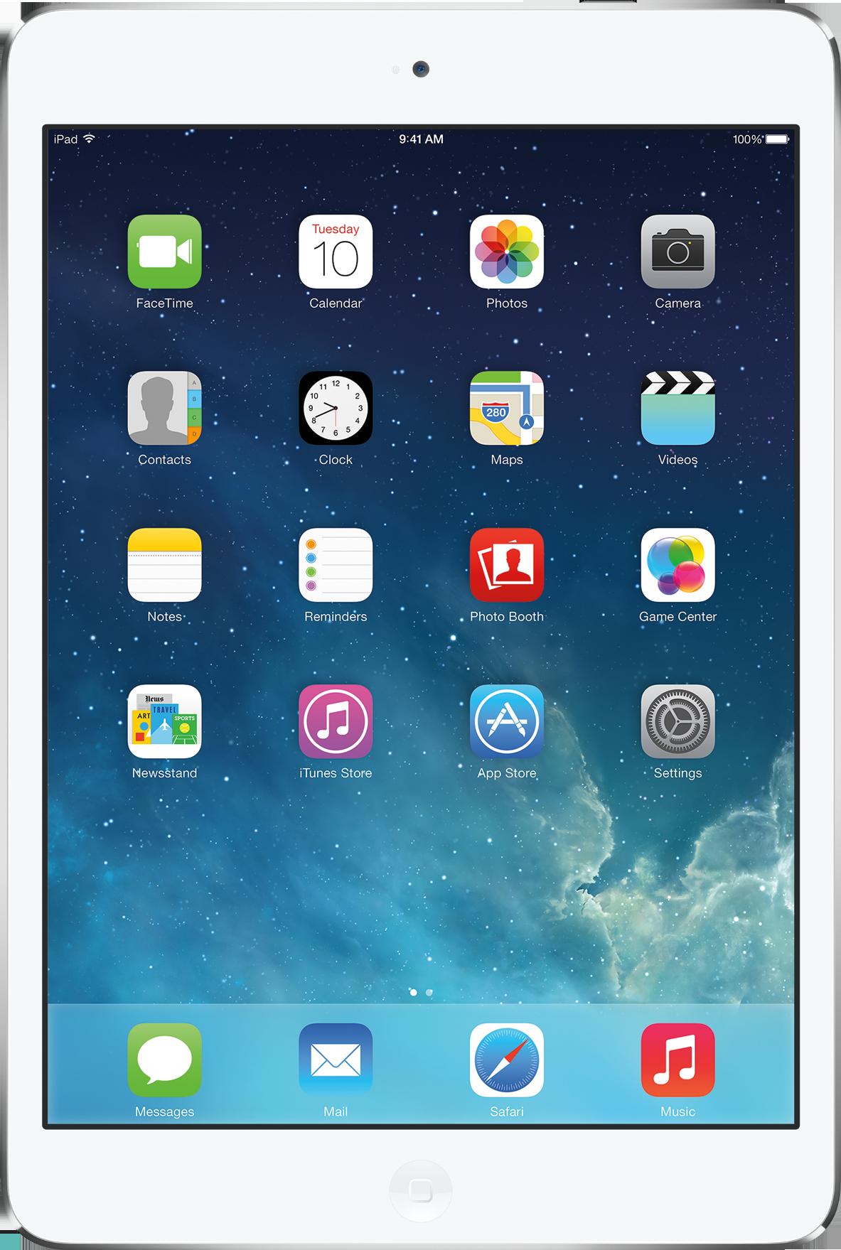 Apple iPad Air Wi-Fi 16 GB - CellphoneS giá rẻ nhất