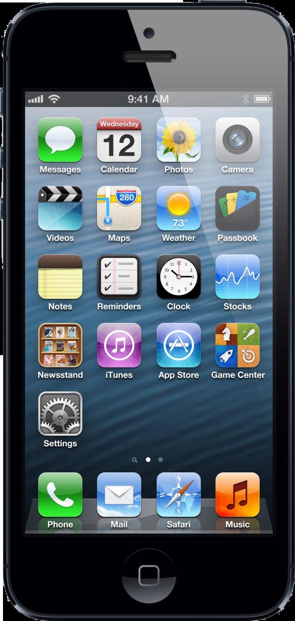 Apple iPhone 5 16 GB - CellphoneS