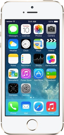 Apple iPhone 5S 16 GB Công ty - CellphoneS